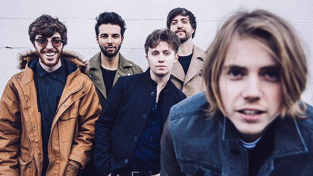 Группа Nothing But Thieves