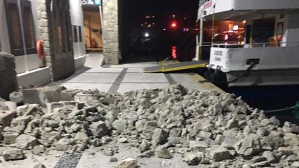 Землетрус понищив Туреччину та Грецію: є жертви