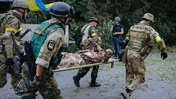 5 військових ЗСУ загинули, 8 поранені — Доба вАТО