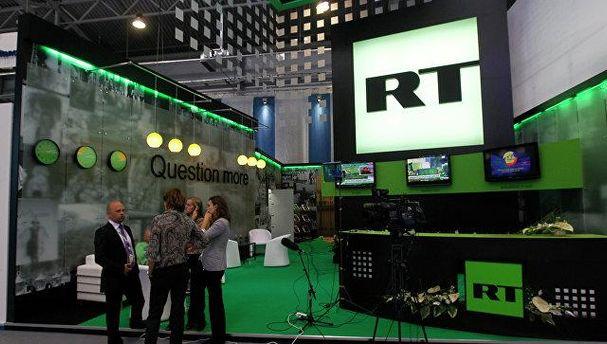 Russia Today розгорнула саркастичну рекламну кампанію проти США