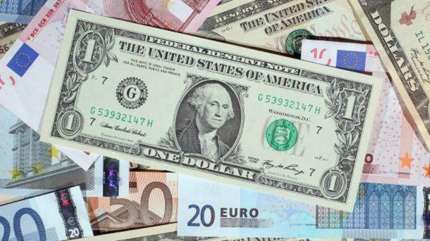 Курс валют НБУ на 24 липня