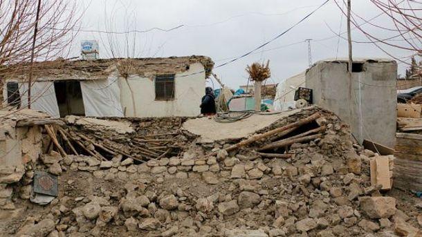 Жители России непострадали при землетрясении вЭгейском море