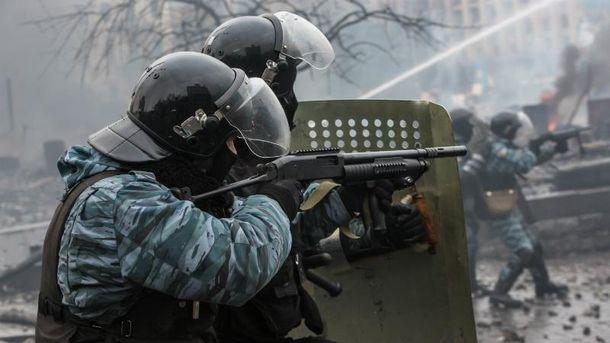 Россия отказала Украине в выдаче 21 бывшего экс-беркутовца