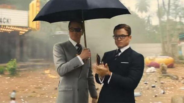 Вышел 2-ой трейлер шпионской комедии «Kingsman: Золотое кольцо»
