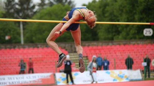 Аліна Шух стала чемпіонкою Європи у семиборстві