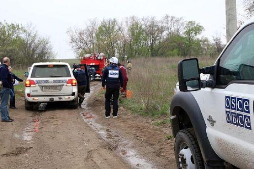 ВДНР сообщили обобстреле украинскими силовиками беспилотника ОБСЕ
