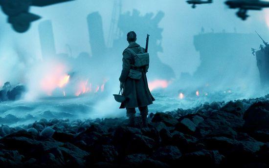 """""""Дюнкерк"""": війна на суші, у повітрі, на воді та в головах"""