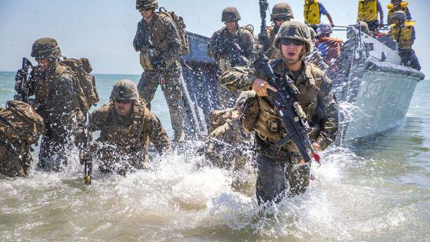 ВОдесі завершилися міжнародні військово-морські навчання «Сі Бриз-2017»