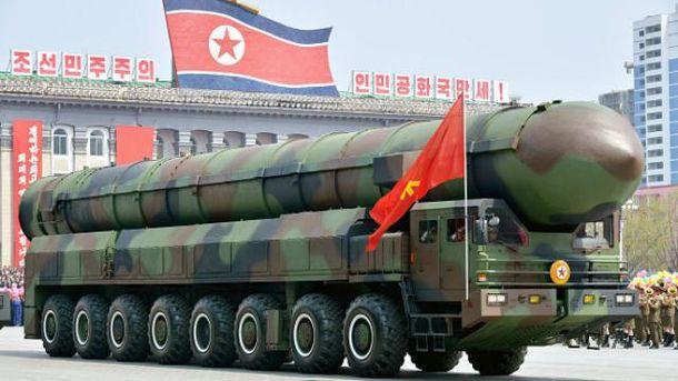 У США не відкидають ймовірність повномасштабної війни з КНДР