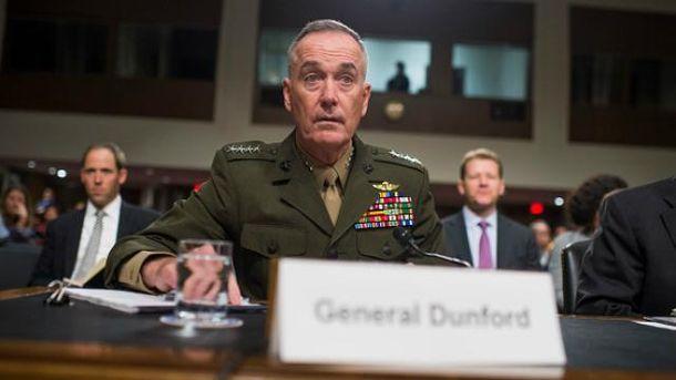 В Пентагоне говорят, что наибольшей угрозой для США является Россия