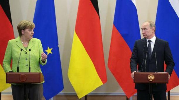Відносини між РФ і ФРН погіршаться ще більше