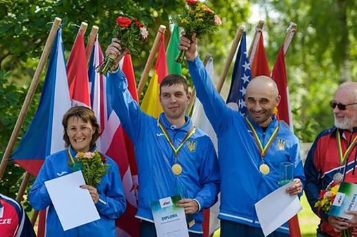 Українська збірна завоювала 28 медалей наДефлімпіаді уТуреччині