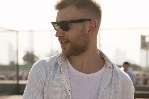 Иван Дорн засветился на фестивале в России с презентацией нового альбома