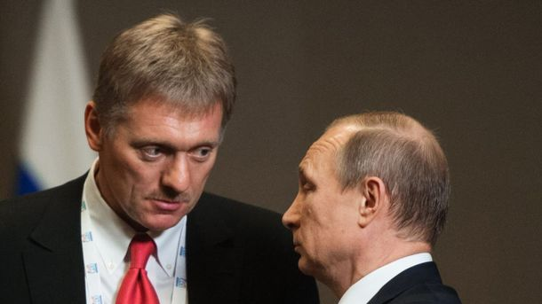 Песков: Кремль пока небудет давать оценку санкциям США