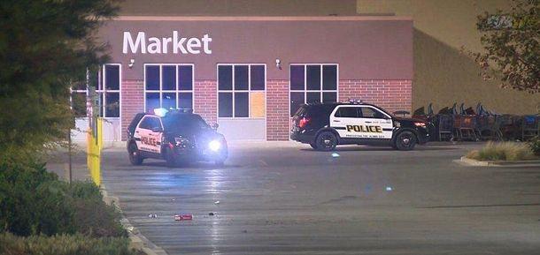 Набитый трупами и травмированными людьми грузовик нашли на парковке в США