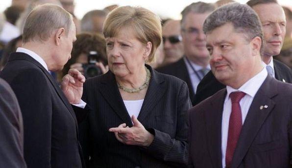 Путин давит на Запад, чтобы заставить Украину выполнить условия Кремля