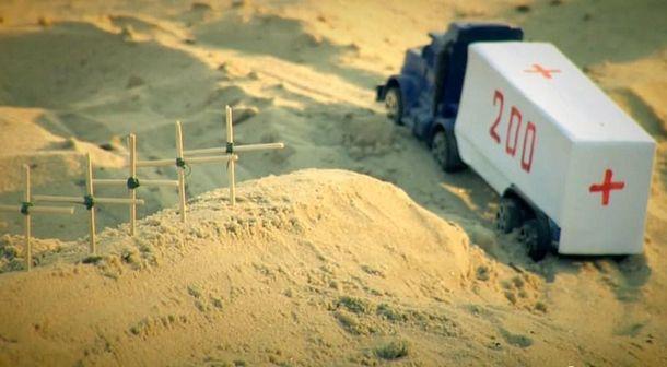 Волонтер озвучил серьезные потери боевиков на Светлодарской дуге
