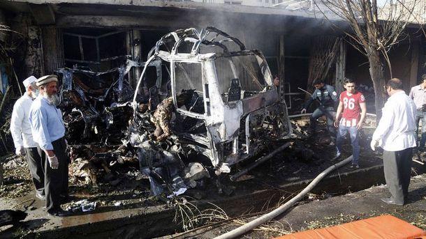 Теракт у Кабулі