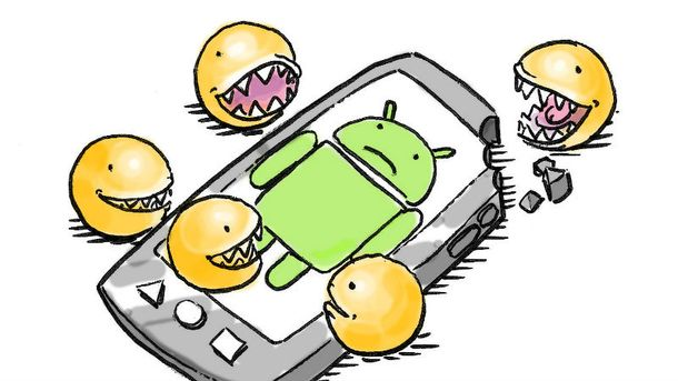 Android атакует новый вирус