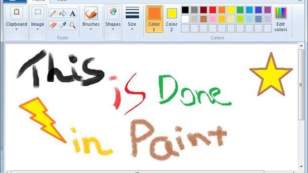 Microsoft «поховає» Paint після 32 років роботи
