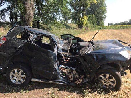 ДТП вНиколаевской области: из-за выбоины надороге погибла кировоградский обвинитель