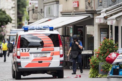 Напад у Швейцарії