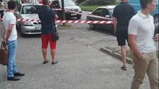 Убийство АТОшников в Днепре: появилось видео жестокой стрельбы (18+)