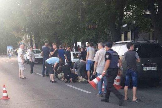 Убийство в Днепре: ребят, вернувшихся с войны, расстреливают в центре города
