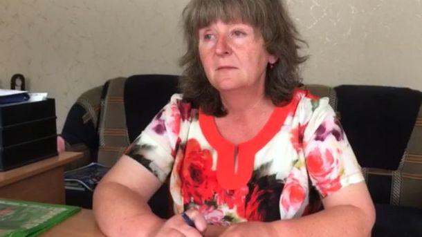 Светлана Агеева была на приеме в Администрации Президента