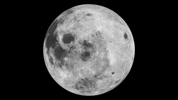 Неочікуване відкриття: вчені знайшли воду на Місяці
