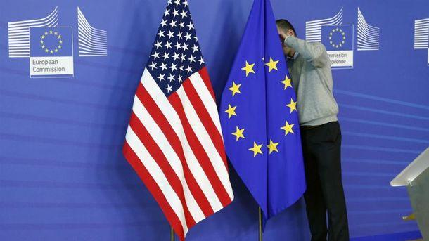 ЕСвведет санкции против США из-за ограничений вадресРФ