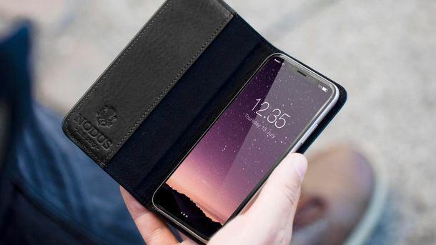 iPhone 8 фото финального дизайна