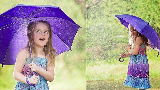 Погода в Украине в среду, 26 июля, будет с грозами и сильными порывами ветра