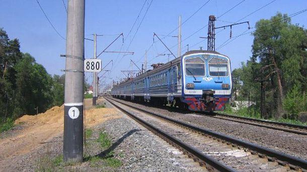 Ребенок погиб от наезда поезда