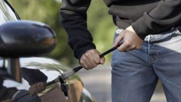 Викрадення автомобілів в Україні