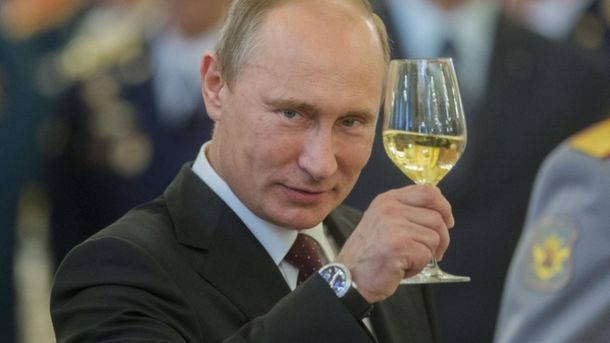 Путін може визнати