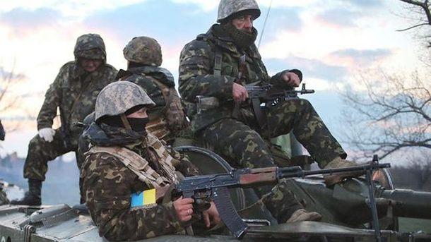 Военные отбили еще одно наступление боевиков у Катериновки