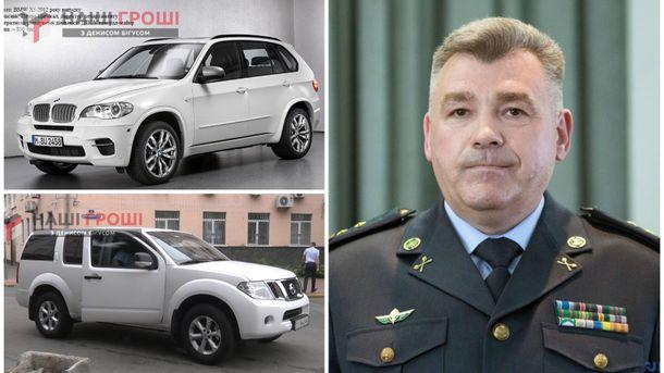 Петро Цигикал придбав автомобіль вартістю в три річні заплати