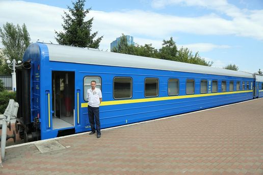 Напротяжении 2017-ого года «Укрзализныця» планирует отремонтировать 153 пассажирских вагона