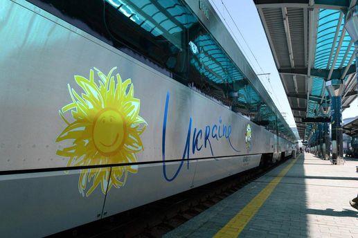 Поезд Киев – Львов будет курсировать до Перемышля?