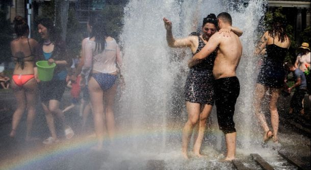 Прогноз погоди на 27 липня: спека не покидає Україну, але де-не-де буде прохолодно