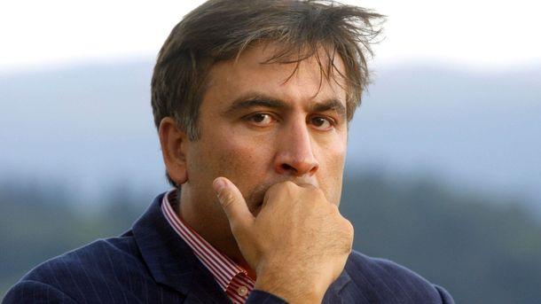Михеила Саакашвили лишили украинского гражданства