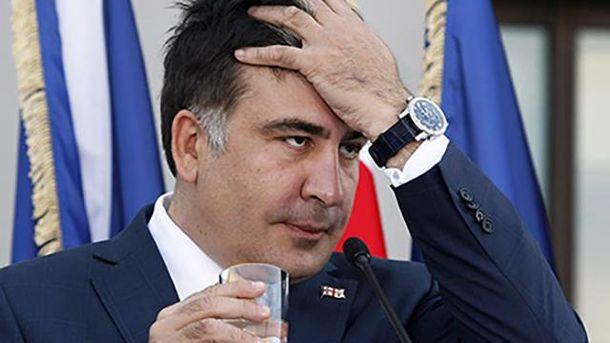 У міграційній службі підтвердили інформацію щодо позбавлення Саакашвілі громадянства