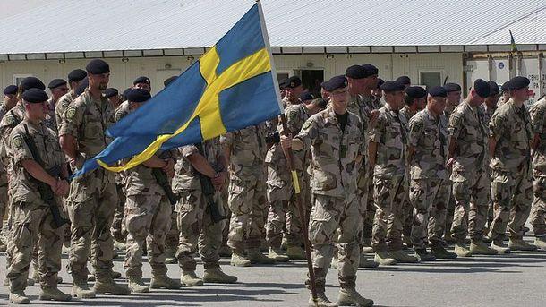 Швеция и НАТО проведут совместные масштабные учения