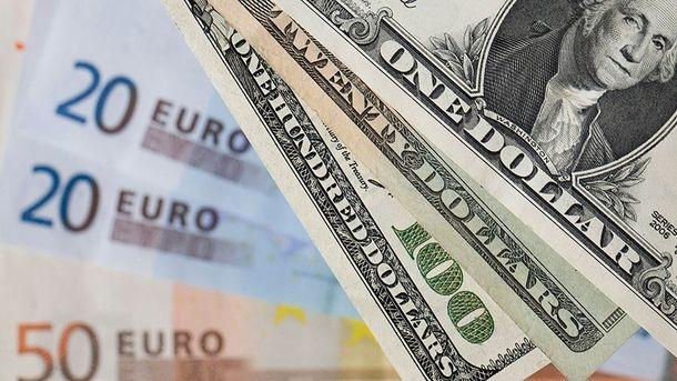 Наличный курс валют 27 июля: евро резко вырос в цене
