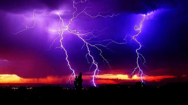 В Україні оголосили чергове штормове попередження