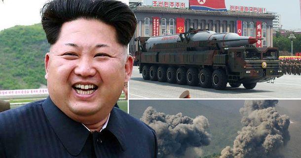 Ядерні пристрасті розпалюються: нові погрози КНДР  та заклик США до