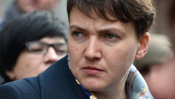 Савченко заявила о намерении баллотироваться в президенты Украины