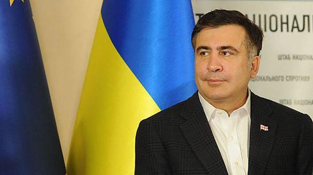 Эксклюзивное интервью с Саакашвили