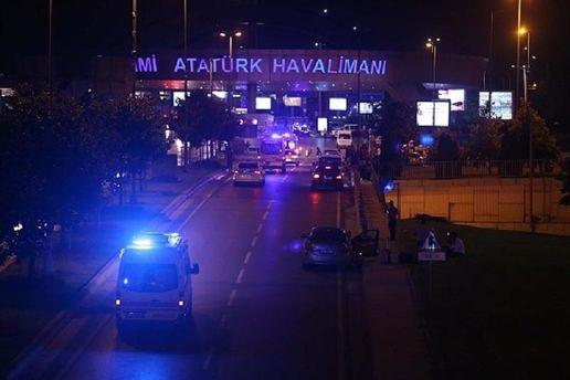 Ваеропорту Стамбула зіткнулися турецький і казахстанський літаки